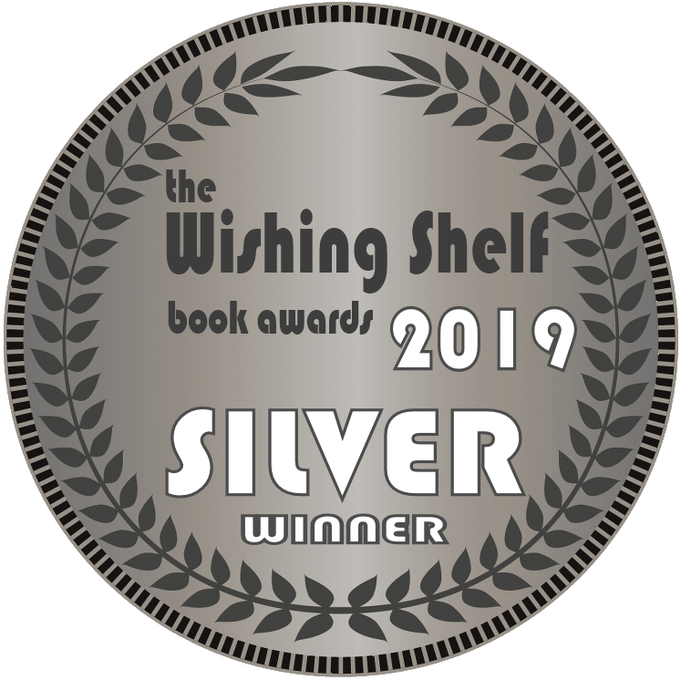 Silver Medal, Adult Fiction - Wishing Shelf Book Awards